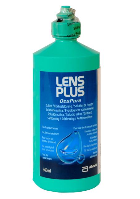 Lens Plus Ocupure 360ml