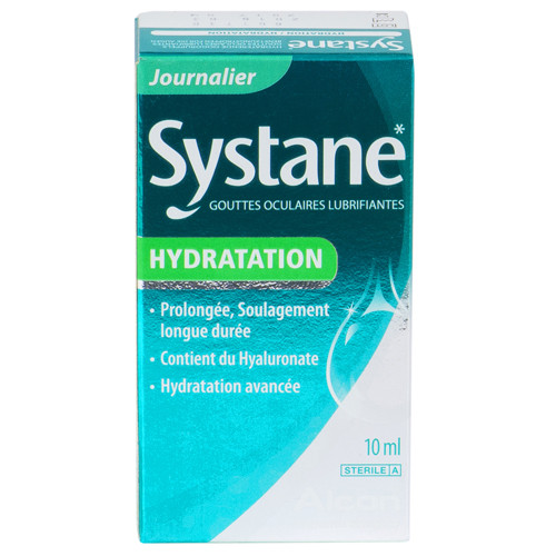 Systane Hydratation Hydraterende Oogdruppels 10ml