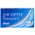 Air Optix Plus Hydraglyde (3 lenzen)