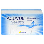 Acuvue Oasys 24 with Hydraclear Plus