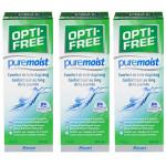 Opti-Free Puremoist 3x300ml + 1x90ml