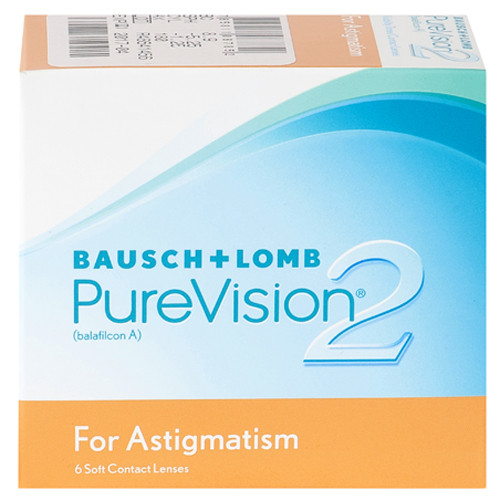 Purevision 2 HD Toric (For Astigmatism)