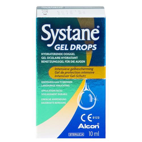 Systane Gel Drops Hydraterende Ooggel 10ml